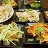 中国家常菜 同心房 - 料理写真:2015.11 お疲れセット(980円)の小皿料理