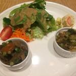 キュイジーヌ・エ・サンテ・リマ - 前菜、サラダ