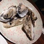 原始焼き酒場 ルンゴカーニバル 極 - 蒸し牡蠣
