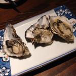 原始焼き酒場 ルンゴカーニバル 極 - 焼き牡蠣