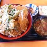 44948721 - ハゼ丼 / 850円