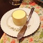 シェ・ささ原 - バター