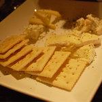ワイン酒場 ウラッチェ! - チーズ盛り合わせ