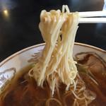 宝明楼 - 細麺