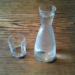 44954406 - 鄙願(ひがん)「大吟醸」 フルーティーな上立ち香と含み香はさすがに素晴らしい。後口は爽やか。