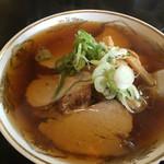 宝明楼 - チャーシュー麺 ¥750