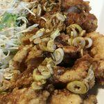 明治亭 - 油田淋鶏 520円