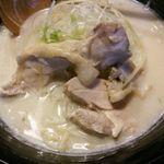 明治亭 - 豆乳ラーメン