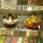 スウィートベリー - ホールケーキ色々。
