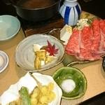 時空割烹 沙羅 - 松茸懐石