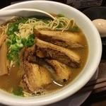 Shinwakayamaramembariuma - ばり馬味玉+炙りチャーシュー+大盛り 788+270+129円