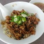 麺麺 - 名物焼肉チャーハン 788円