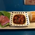 Osteria BAN-ZAI - 前菜盛り合わせ