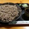 谷間茶屋 - 料理写真:大盛もりそば