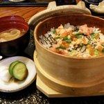 香林亭 - 料理写真:わっぱ飯