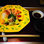 Kaisekichayamizuoto - 造里_201411_夕食