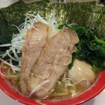 麺家 鶏豚大将 横浜東戸塚店 - 鶏ラーメン 醤油 特のせ