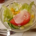 ティファニー - セットのサラダ