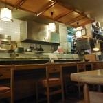 玄海寿司 本店 - 店内