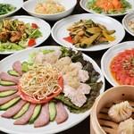 中国食房凛 - 料理写真:ご宴会用コースイメージ