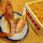 ひかり寿司 - 痛風には危険な組み合わせ!