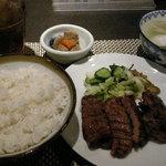 牛たん炭焼 利久 西口本店 -