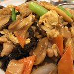 香港料理 蘭 - 木須肉