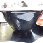 Ramennomiseuinzutsu - 円錐形の器