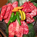 福牛 - 三角バラ、カイノミ、ハラミ?
