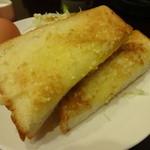 ラ・ポール - アーモンドバター・トースト