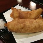 44975709 - 島てんぷら(魚とソデイカ)