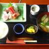 アルパインローズ - 料理写真:すいとん刺身定食