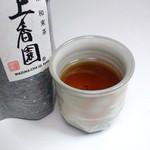 上香園 - ドリンク写真:特上ほうじ茶 上香園 50g540円