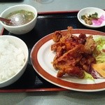 44976966 - 油淋鶏定食