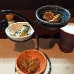 Oosugi - お通し