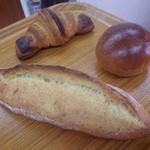 ろっぱや - この日のパン