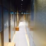 44978926 - 銀閣寺の様な廊下