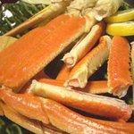 漁火亭 - ずわい蟹