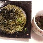 蔵の美食館 北八方 - 茶蕎麦