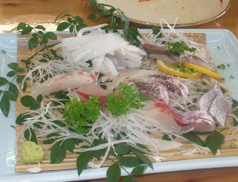漁師食堂 母々の手