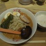 九十九ラーメン - 味噌とんこつ ¥780-