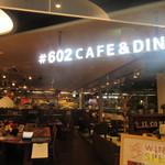 #602 CAFE&DINER - お店はソラリアプラザ6階のレストラン街にあります。