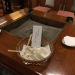 Nishimurayahonkan - ロビーdeおもち