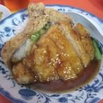 雲龍 - もうひとつのパイコーは排骨飯(パイコー飯)。