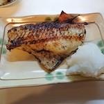 丸一食堂 - 赤魚粕漬