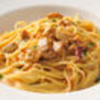 こだわりうにのスパゲッティ