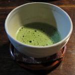京都生ショコラ オーガニックティーハウス - ドリンク写真: