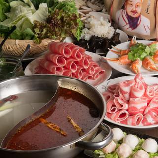 忘新年会におすすめの鍋料理です‼