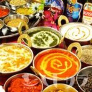 「食べ飲み放題コース」で、インド・ネパール料理を満喫!