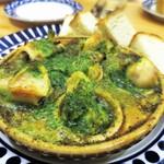 ラシゴーニュ - ブルゴーニュ風 ツブ貝の香草ガーリックパン粉焼き